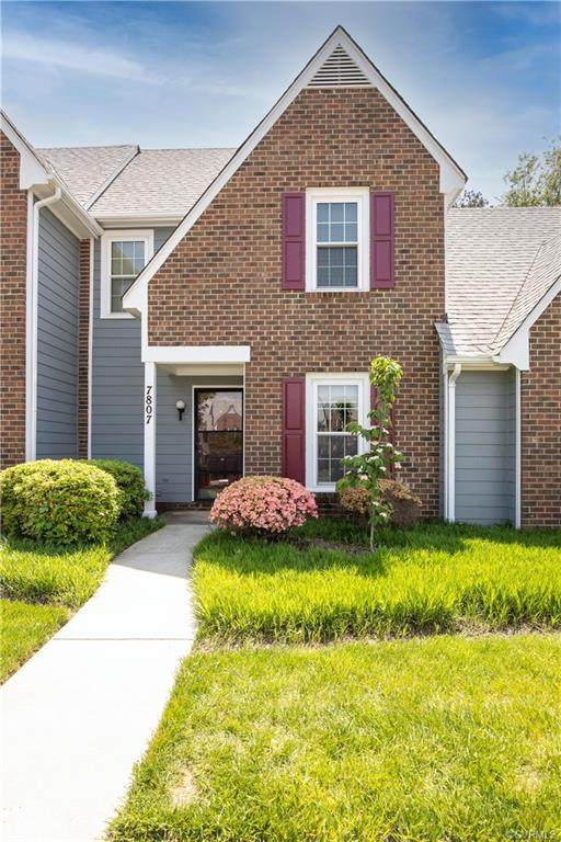 7807 Fitzgerald Court, Henrico, VA 23228 (MLS #2113585) :: The Redux Group
