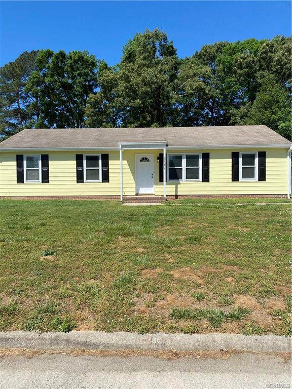 21204 Hampton Avenue, Chesterfield, VA 23803 (MLS #2113591) :: Small & Associates