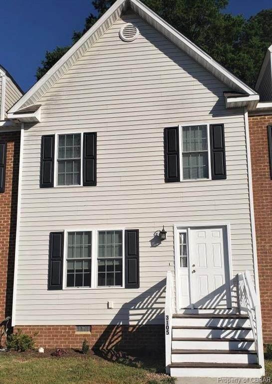 3105 Taylor Avenue, West Point, VA 23181 (MLS #2114013) :: The Redux Group