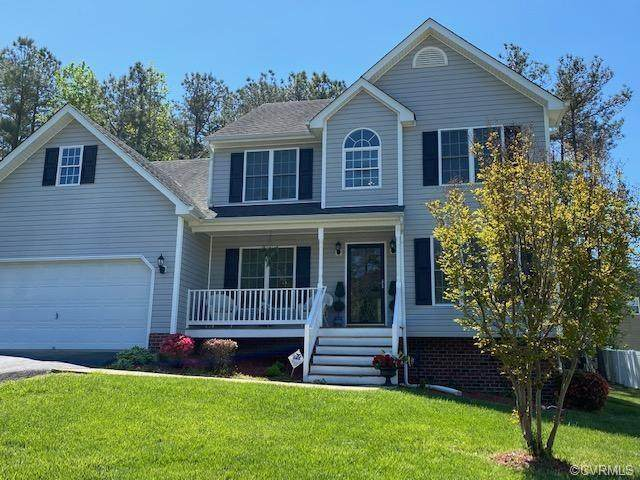 8319 Shepherds Watch Drive, Chesterfield, VA 23832 (MLS #2114044) :: Village Concepts Realty Group