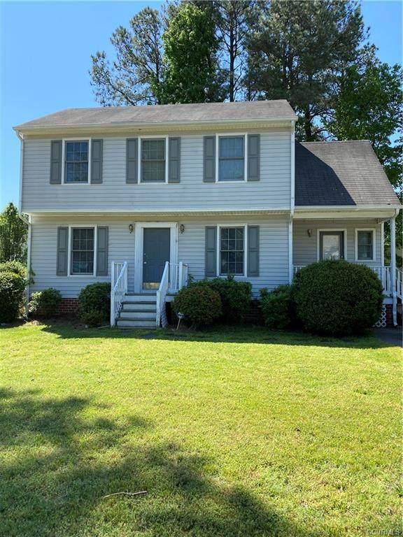 9121 Brookwood Glen Drive, Glen Allen, VA 23060 (MLS #2114207) :: Village Concepts Realty Group