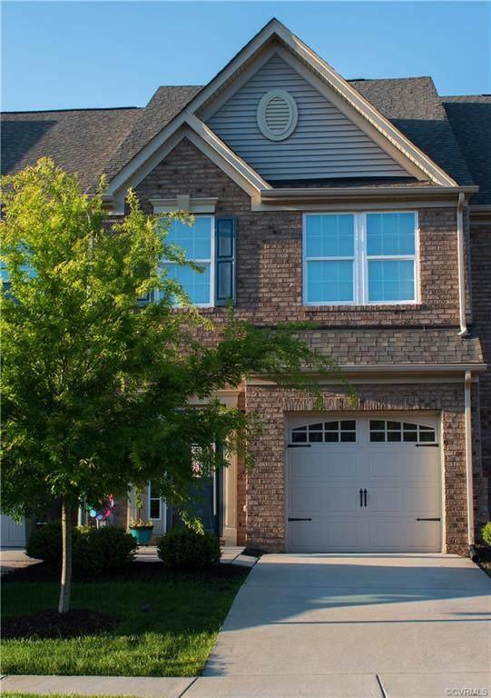 8979 Ringview Drive, Mechanicsville, VA 23116 (MLS #2114248) :: Village Concepts Realty Group