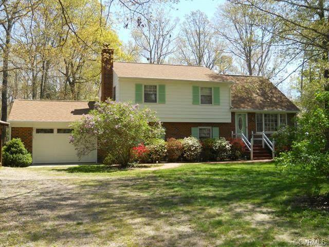 1393 Commins Road, Aylett, VA 23009 (MLS #2114530) :: Treehouse Realty VA