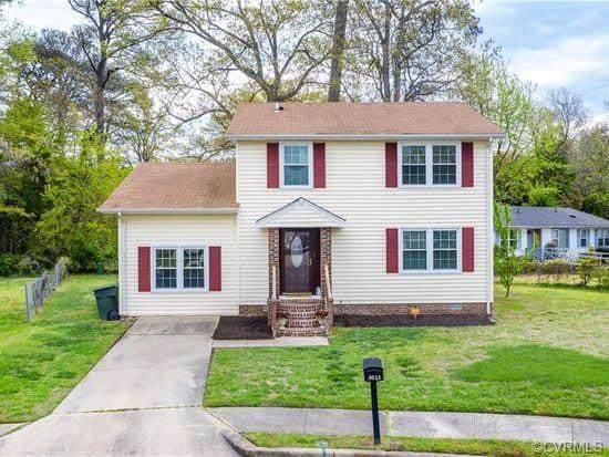 3613 Fairfax Drive, Hampton, VA 23661 (MLS #2114600) :: Village Concepts Realty Group