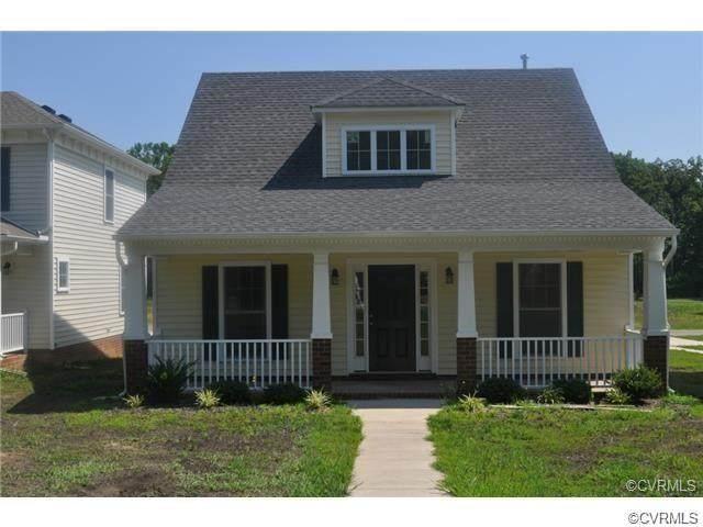 5136 Old Warwick Road, Richmond, VA 23224 (MLS #2114703) :: Village Concepts Realty Group