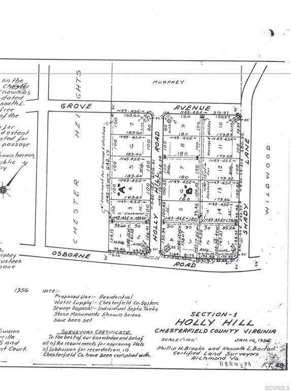 11800 Shady Lane, Chester, VA 23831 (MLS #2115168) :: Treehouse Realty VA