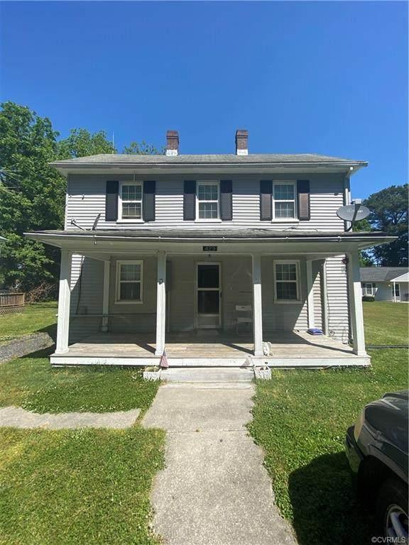 429 Queen Street, Tappahannock, VA 22560 (MLS #2115511) :: Treehouse Realty VA
