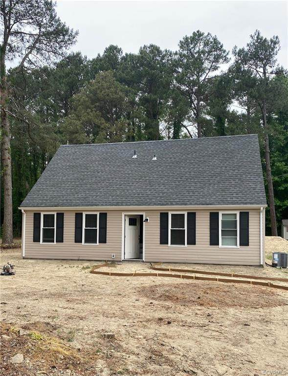 2240 Butler Branch Road, Prince George, VA 23805 (MLS #2116053) :: Village Concepts Realty Group