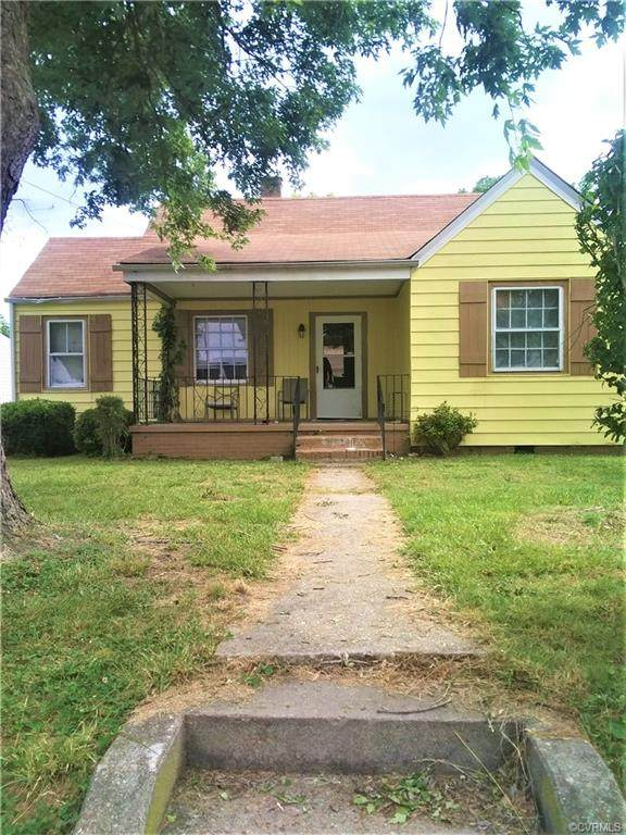 2204 Gordon Street, Hopewell, VA 23860 (MLS #2116504) :: The RVA Group Realty