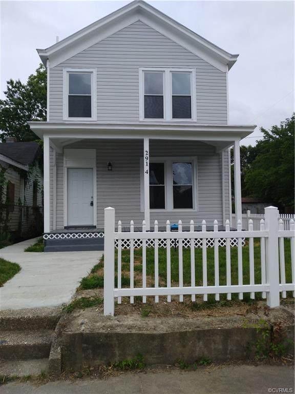 2914 Decatur Street, Richmond, VA 23224 (MLS #2116928) :: Village Concepts Realty Group