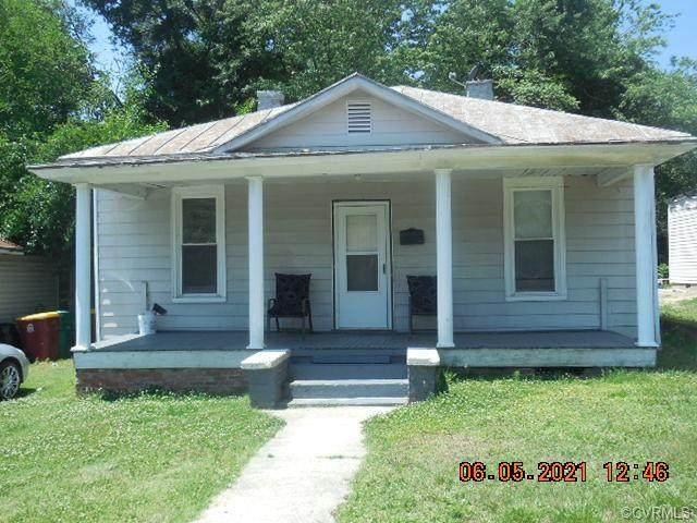 122 Summit Street, Petersburg, VA 23803 (MLS #2116965) :: The RVA Group Realty