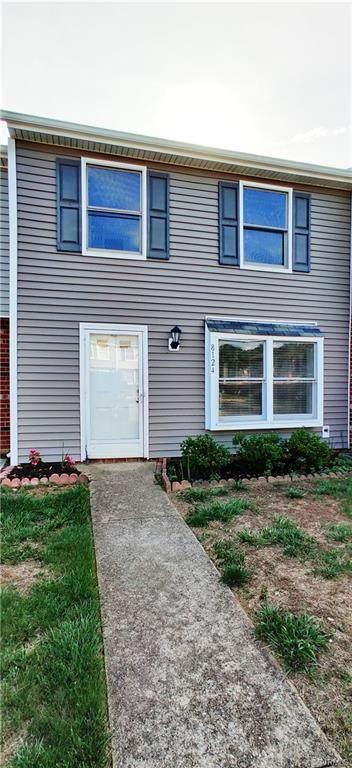 8124 Clovertree Court, Richmond, VA 23235 (MLS #2117202) :: Village Concepts Realty Group