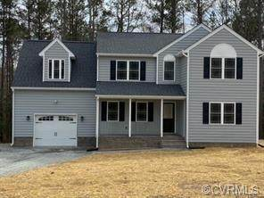 333 Dylan Drive, Aylett, VA 23009 (MLS #2117210) :: Village Concepts Realty Group