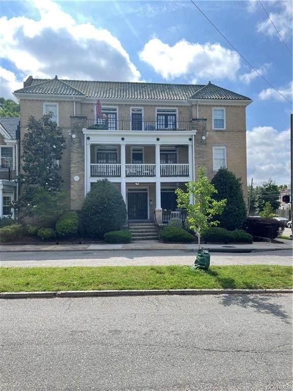 601 Roseneath Road U8, Richmond, VA 23221 (MLS #2117249) :: Small & Associates