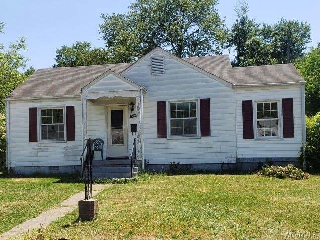 3913 W Chatham, Richmond, VA 23222 (MLS #2117482) :: EXIT First Realty