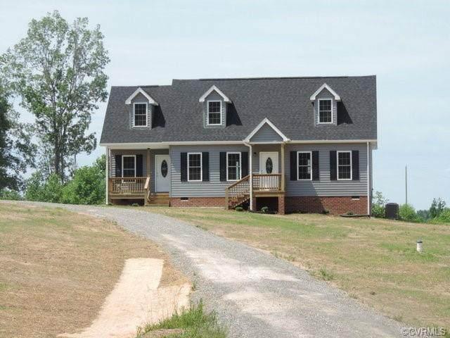 2086 Leigh Mountain Road, Green Bay, VA 23942 (MLS #2117519) :: Treehouse Realty VA