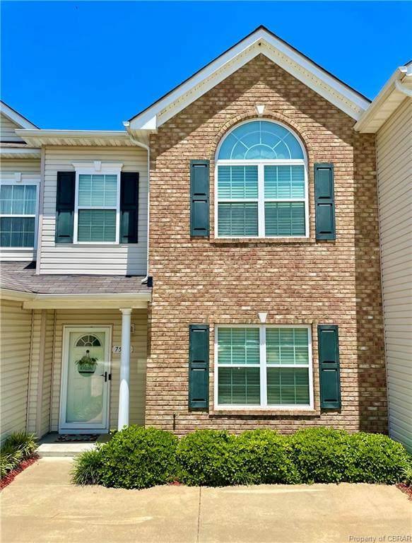 7599 Villa Ct, Gloucester Point, VA 23062 (MLS #2117648) :: The RVA Group Realty