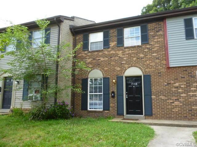 1508 Eddystone Court Ub, Richmond, VA 23225 (MLS #2117667) :: Village Concepts Realty Group