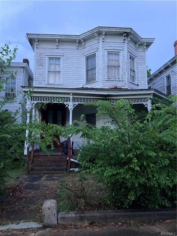 26 Liberty Street, Petersburg, VA 23803 (MLS #2117797) :: Village Concepts Realty Group