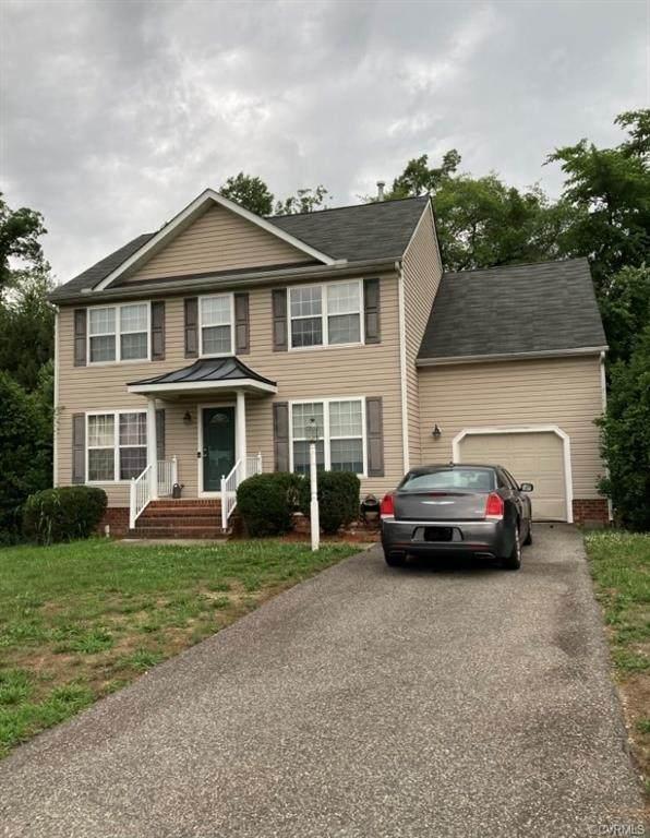 2928 Trio Street, Richmond, VA 23223 (MLS #2117827) :: Treehouse Realty VA