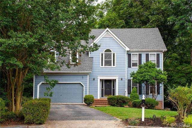 10261 Matthews Grove Lane, Mechanicsville, VA 23116 (MLS #2117858) :: Small & Associates