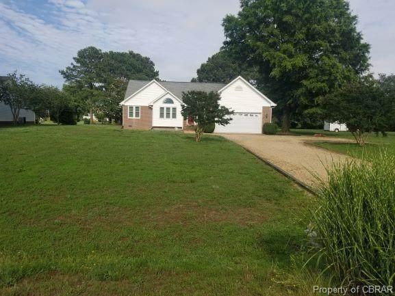 67 Crowsnest Court, Heathsville, VA 22473 (MLS #2117913) :: The RVA Group Realty