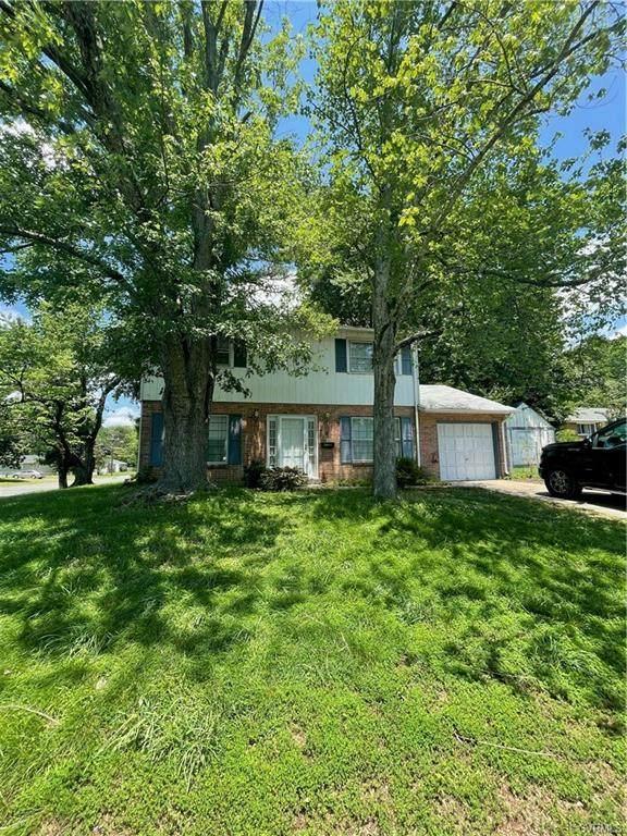 6 Wade Circle, Newport News, VA 23602 (MLS #2118124) :: Small & Associates