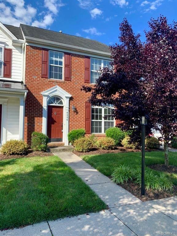4204 Wellston Place, Glen Allen, VA 23059 (MLS #2118269) :: Small & Associates