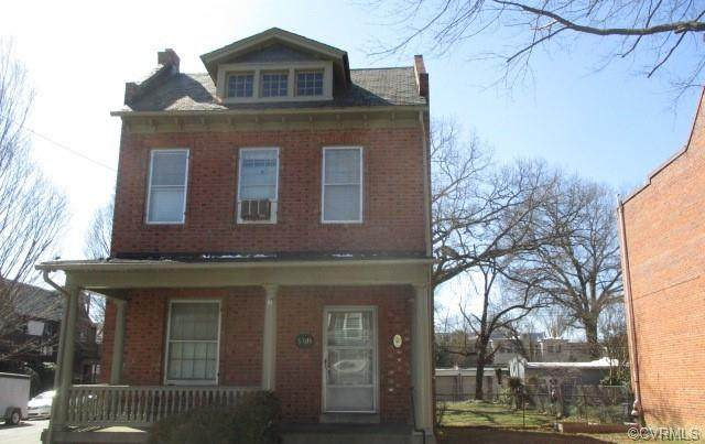 3301 & 3303 Park Avenue, Richmond, VA 23221 (MLS #2118350) :: Small & Associates