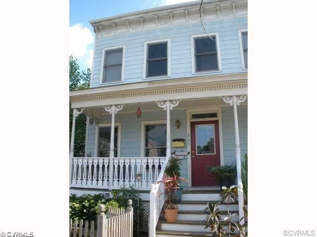 805 Spring Street, Richmond, VA 23220 (MLS #2118407) :: Small & Associates