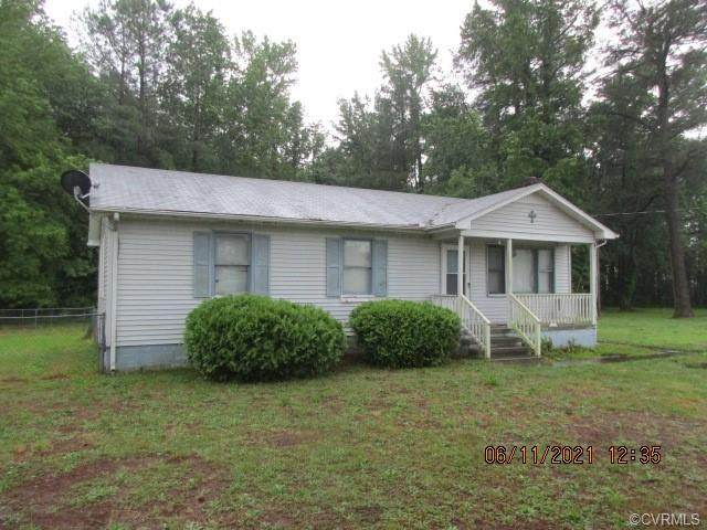 2010 Lake Road, Lottsburg, VA 22511 (MLS #2118744) :: Small & Associates