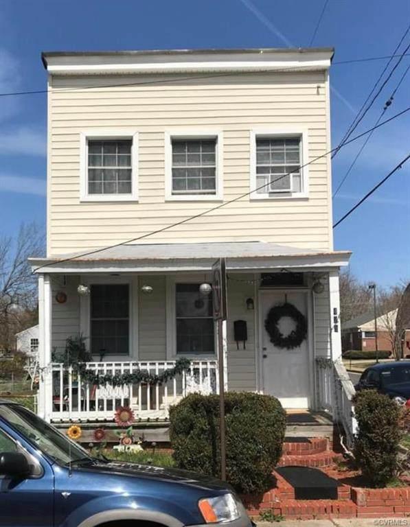 428 Hunt Avenue, Richmond, VA 23222 (MLS #2118772) :: Small & Associates