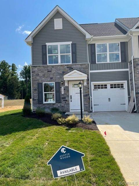 5921 Austin Woods Drive 1E, Chesterfield, VA 23234 (MLS #2118919) :: EXIT First Realty