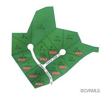 3512 Robious Crossing Drive, Midlothian, VA 23113 (MLS #2119163) :: Small & Associates