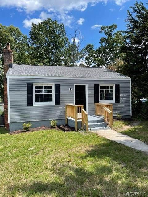 3303 Armstrong Road, Henrico, VA 23228 (MLS #2120493) :: Small & Associates