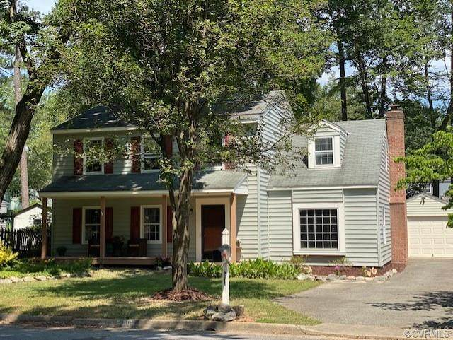 2118 Wrens Nest Road, North Chesterfield, VA 23235 (MLS #2120693) :: The Redux Group