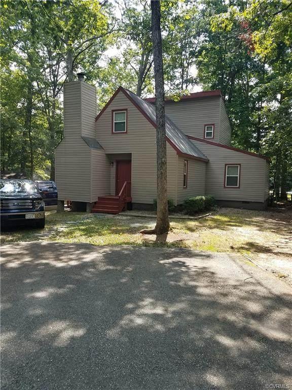 706 Scottingham Terrace, North Chesterfield, VA 23236 (MLS #2121038) :: Small & Associates
