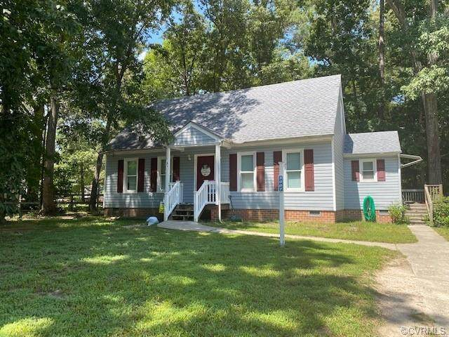 5007 Wilconna Road, Chesterfield, VA 23832 (MLS #2121445) :: Village Concepts Realty Group