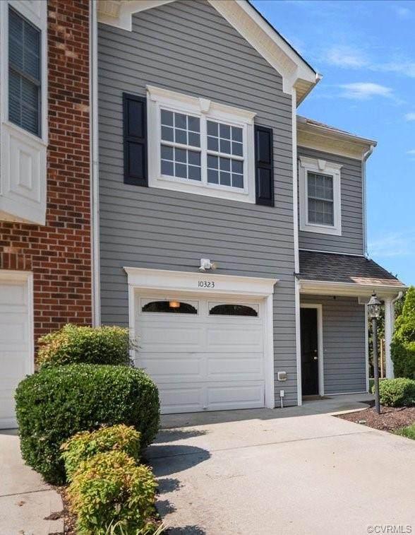 10323 Kestrel Drive, Ashland, VA 23005 (#2121452) :: The Bell Tower Real Estate Team