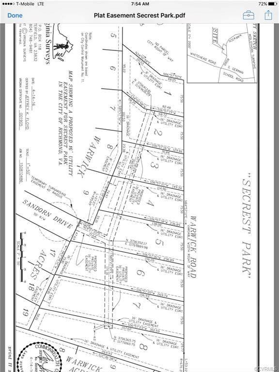 6241 Warwick Road, Richmond, VA 23225 (MLS #2122576) :: The RVA Group Realty