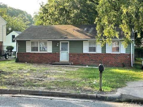 2005 Powell Road, Richmond, VA 23224 (MLS #2122766) :: The RVA Group Realty