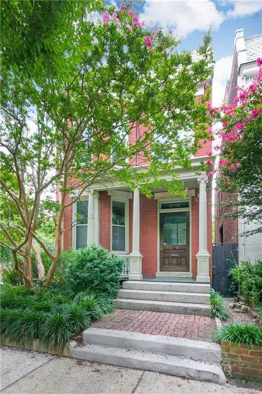 2501 Kensington Avenue, Richmond, VA 23220 (MLS #2122784) :: Small & Associates