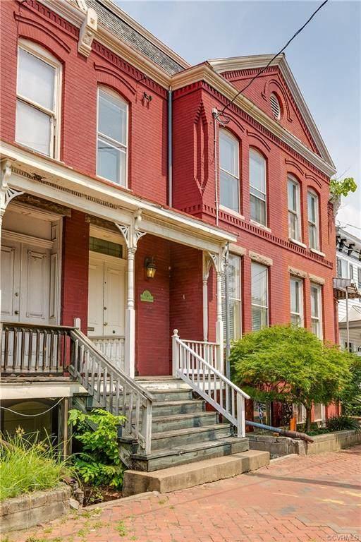 508 1/2 N 26th Street, Richmond, VA 23223 (MLS #2122805) :: EXIT First Realty