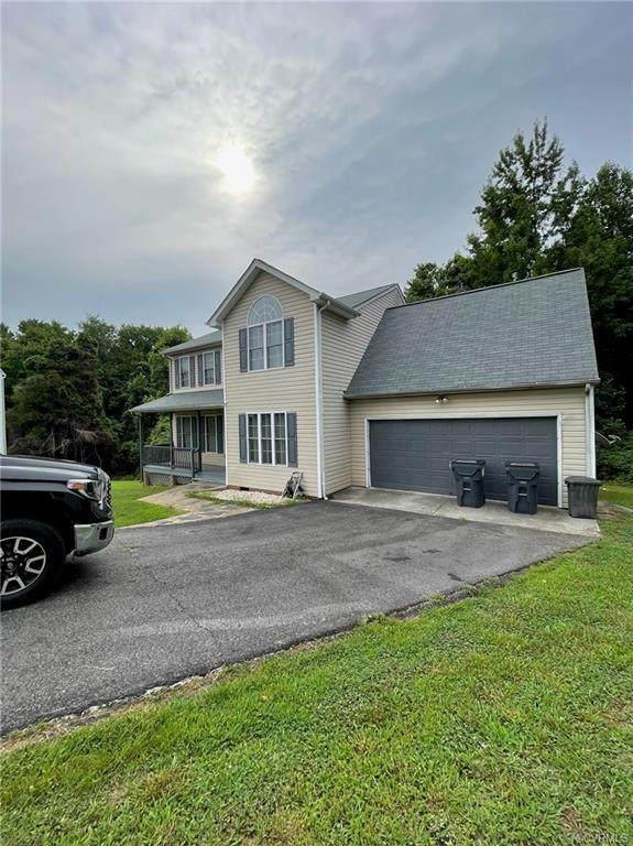 3321 Clearview Court, North Chesterfield, VA 23234 (MLS #2122858) :: Treehouse Realty VA