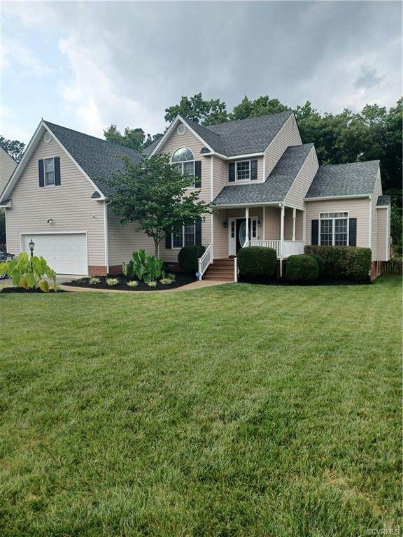 6730 Arbor Meadows Drive, Chester, VA 23831 (MLS #2122901) :: Small & Associates