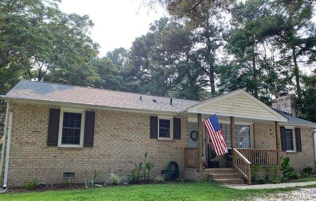 17506 Kathleen Court, Chesterfield, VA 23803 (MLS #2122938) :: Treehouse Realty VA