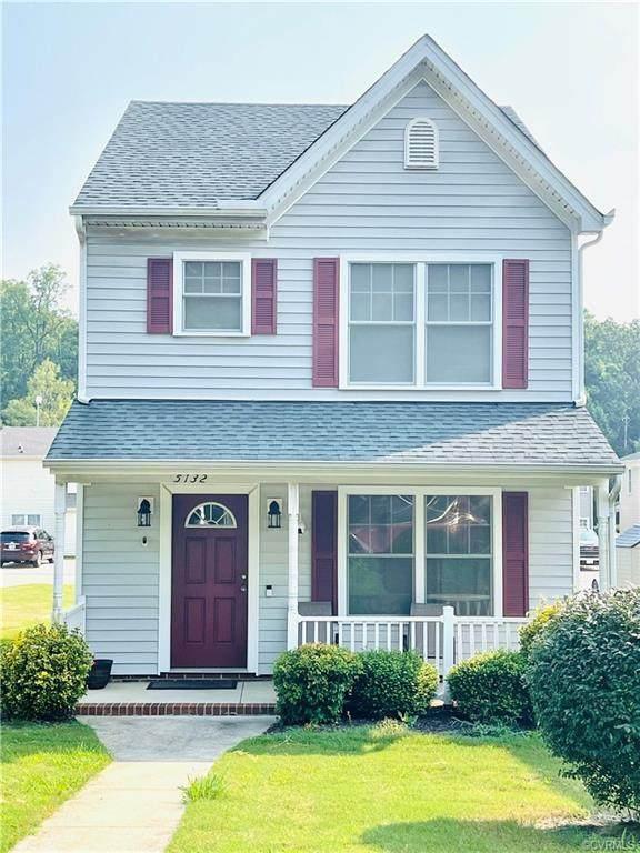5132 Old Warwick Road, Richmond, VA 23224 (MLS #2122965) :: Treehouse Realty VA