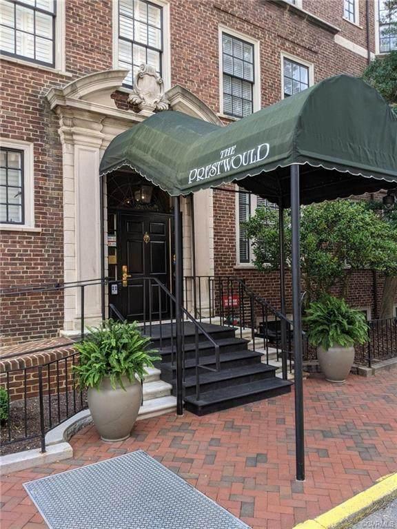 612 W Franklin Street U2f, Richmond, VA 23220 (MLS #2123595) :: Small & Associates