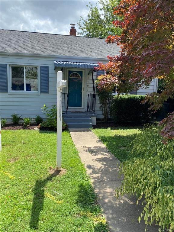 1105 Granite Avenue, Richmond, VA 23226 (MLS #2124370) :: The Redux Group