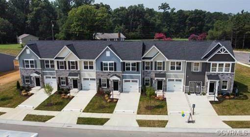 5840 Addison Gate Drive 9B, Chesterfield, VA 23234 (MLS #2127243) :: EXIT First Realty